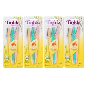 pack of Tinkle Eyebrow Razor from best amazon beauty products